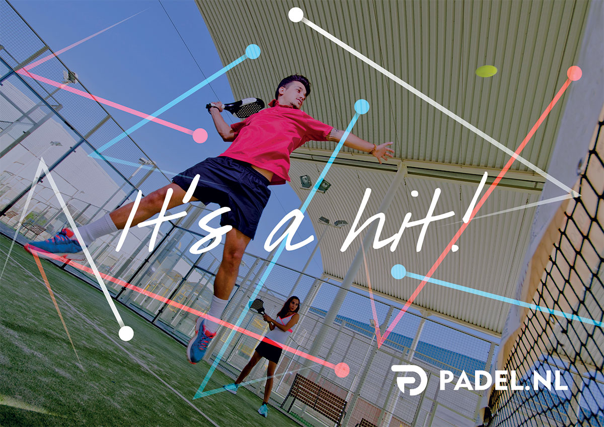padel.nl visual