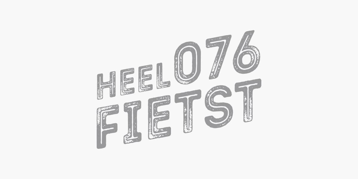 logo heel076fietst