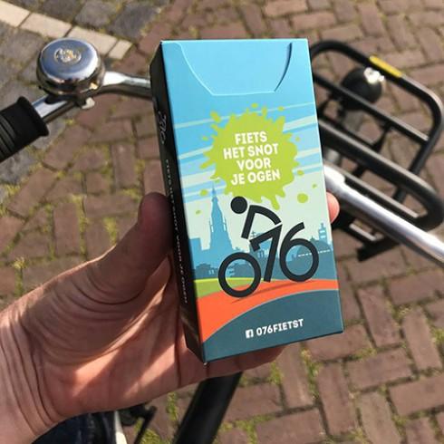 Gemeente Breda 076 fietst