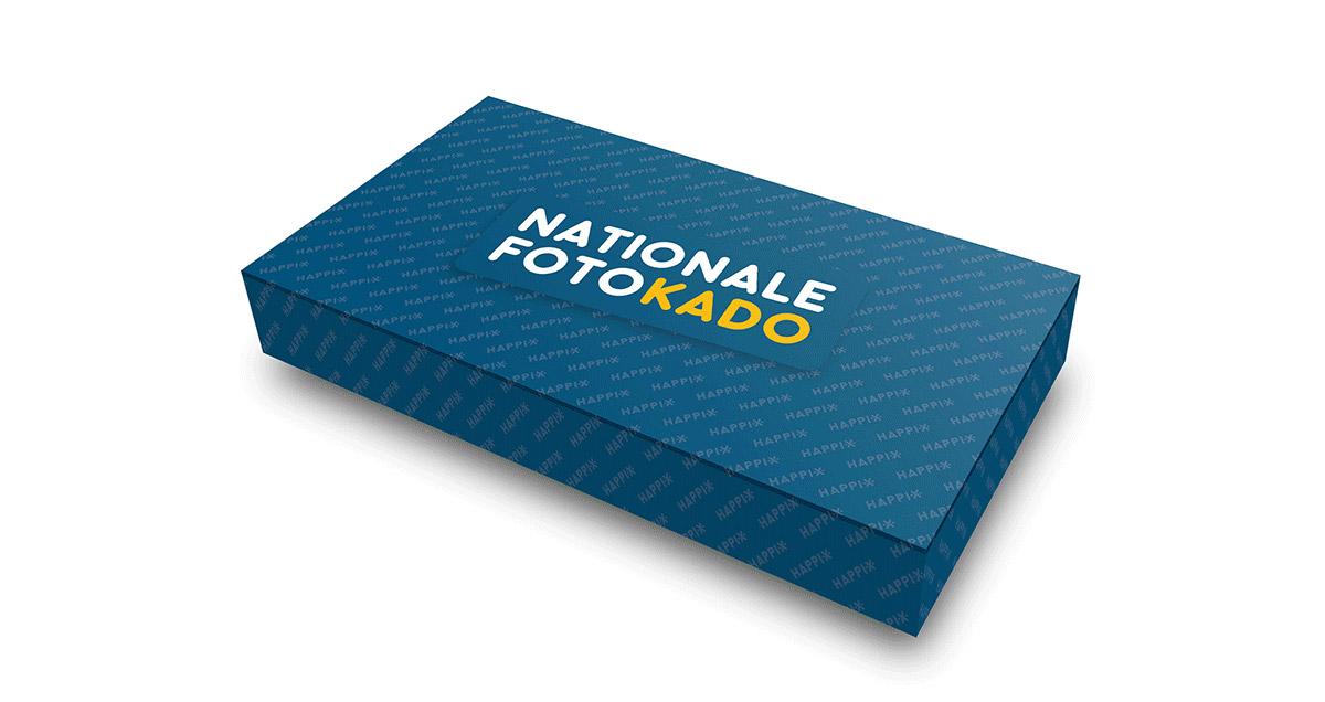 Nationale Fotokado doosje