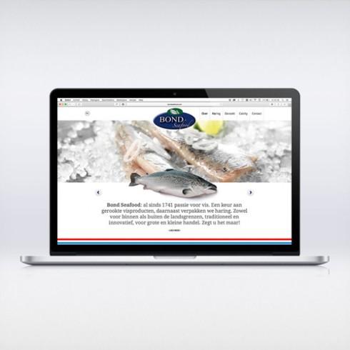 website Bond Seafood