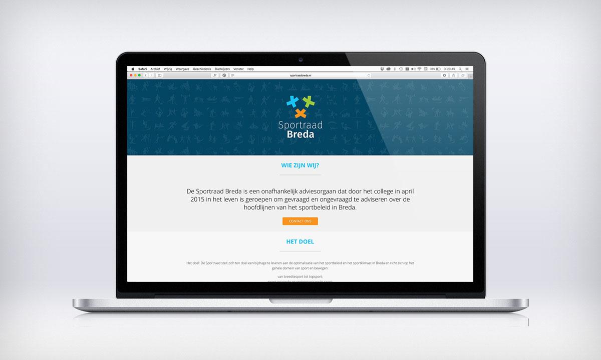 homepage sportraad