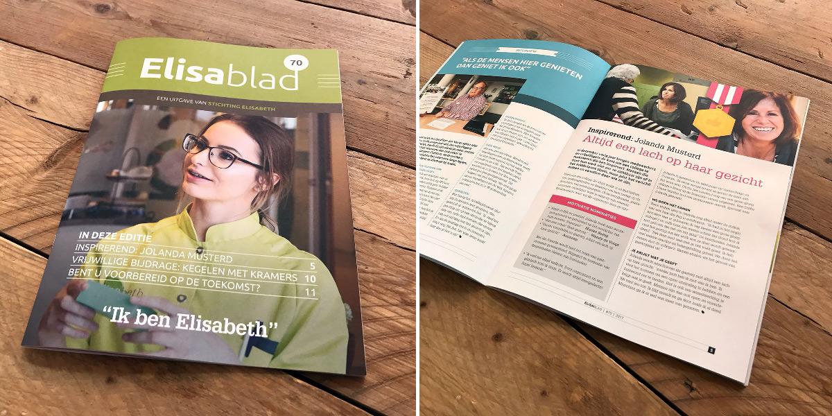 Elisablad Stichting Elisabeth