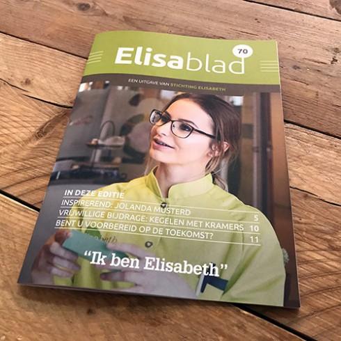 Elisablad magazine