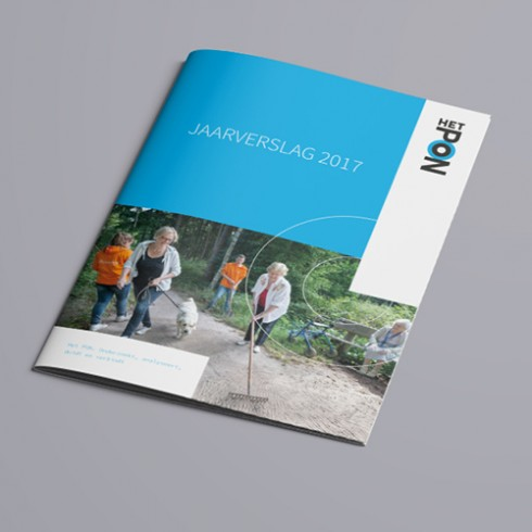 Het Pon jaarverslag 2017 omslag