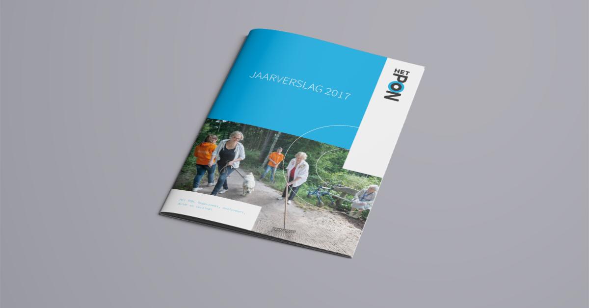 Het Pon jaarverslag cover