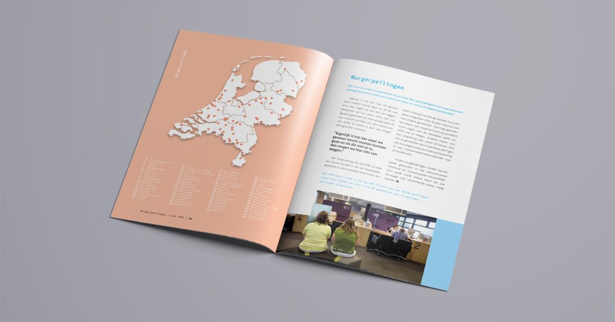 Het Pon jaarverslag infographic