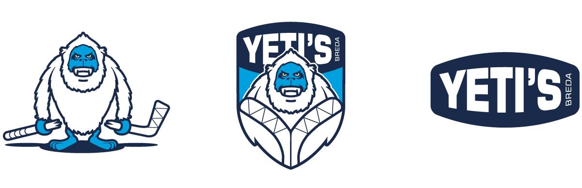 Yetis-logo reeks