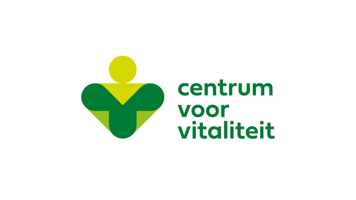 Logo centrum voor vitaliteit