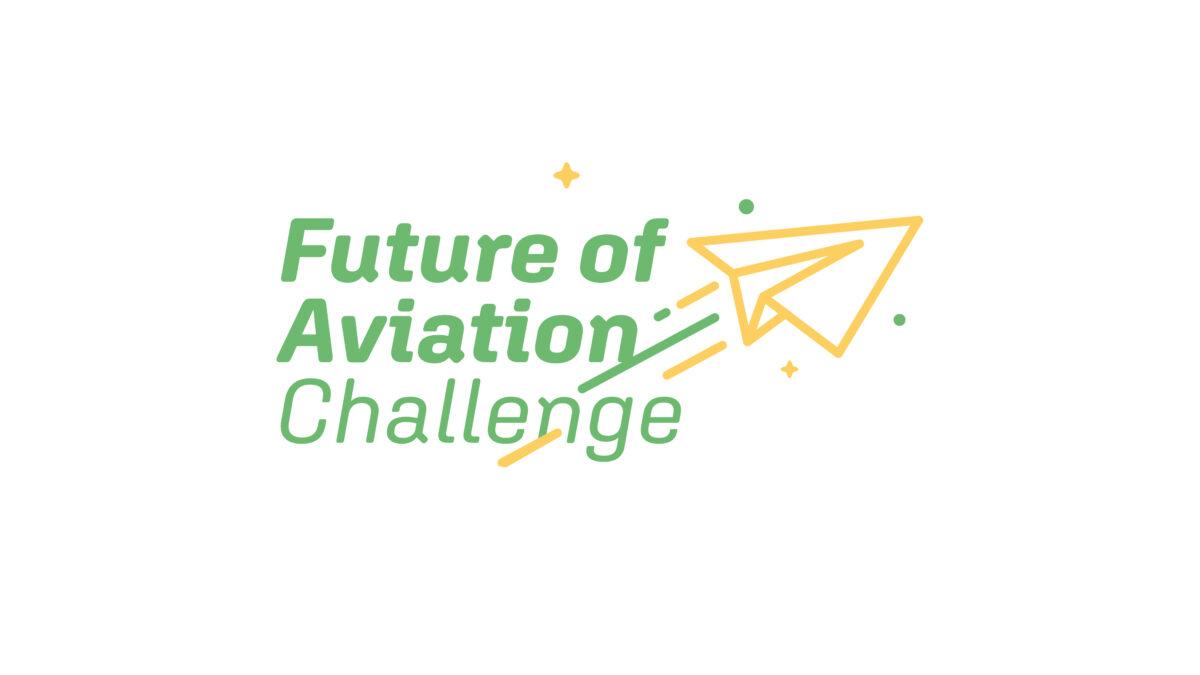 Logo future of aviation challenge