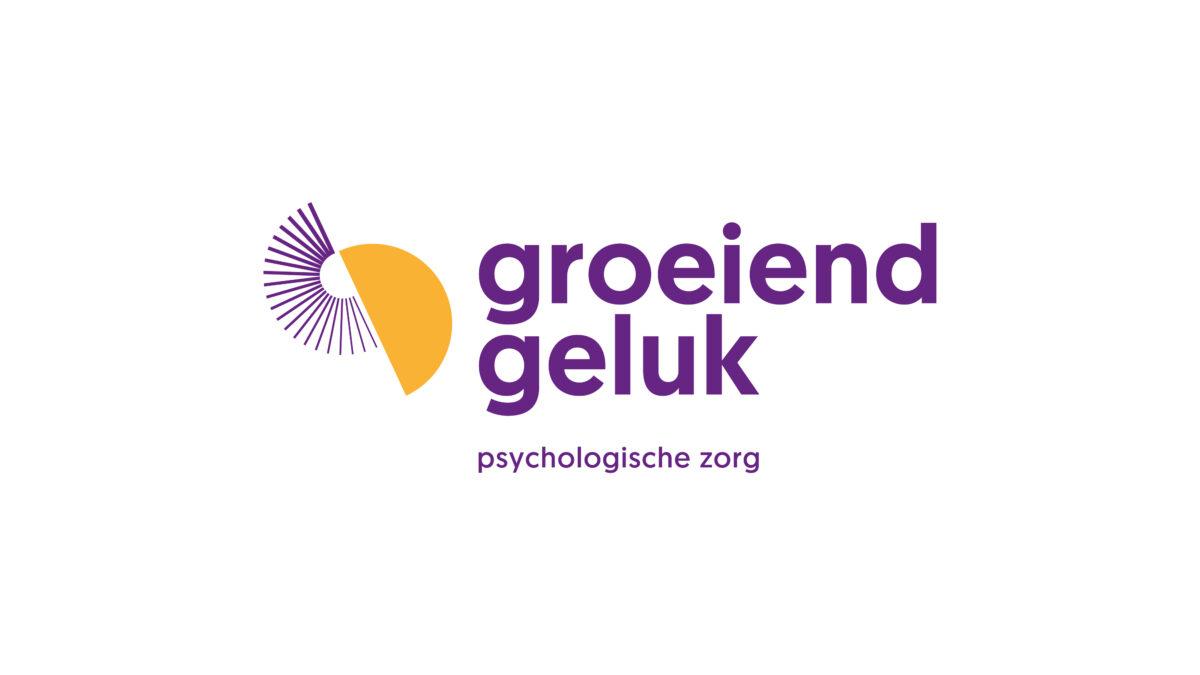 Logo groeiend geluk