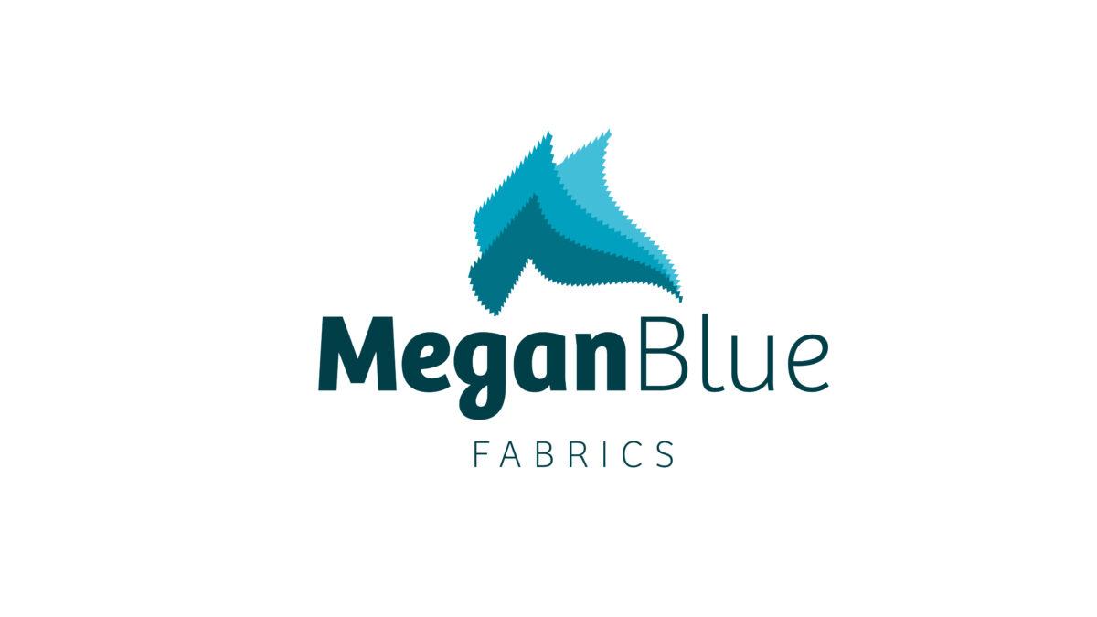 Logo Megan blue