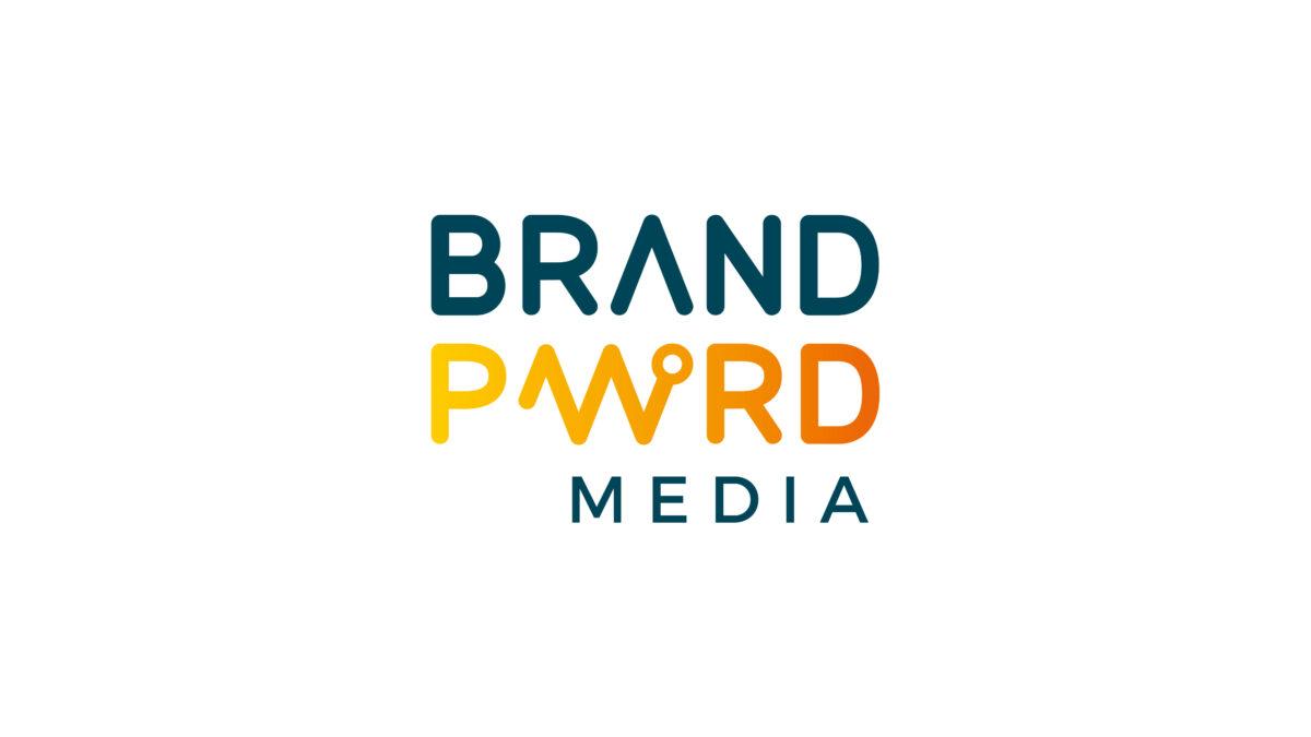 Logo Brand PWRD media
