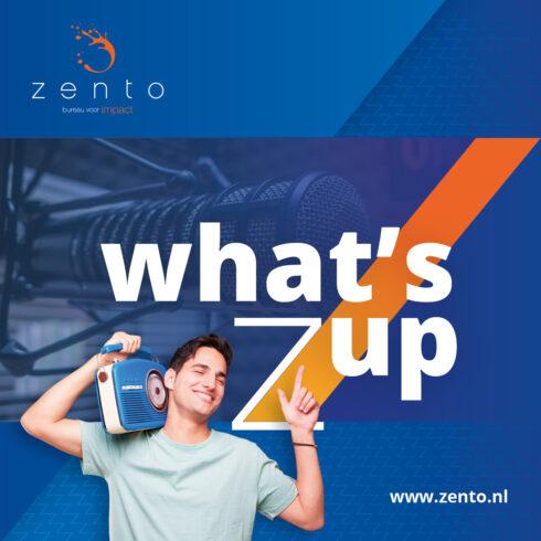 Kwartaal magazine Zento
